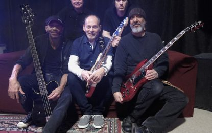 Detroit Rocker Wayne Kramer Of The MC5 Will Kick Out The Jams For A 50th Anniversary Tour Featuring An Impressive Supergroup Lineup