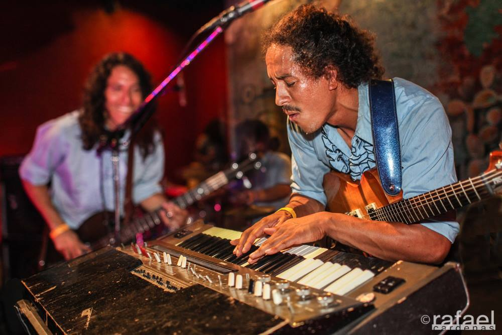 """Freedom is Free"" – Chicano Batman Vocalist Bardo Martinez on His Sound, Philosophies, and Spirit"
