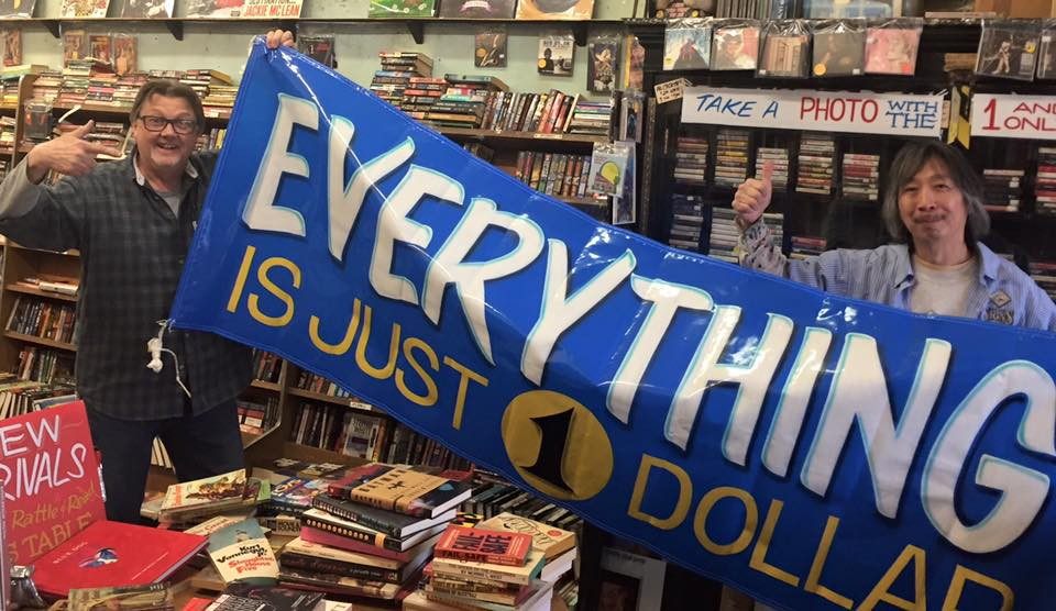 Uptown Record and Book Store, Shake Rattle & Read, Closing Doors After 50 Years