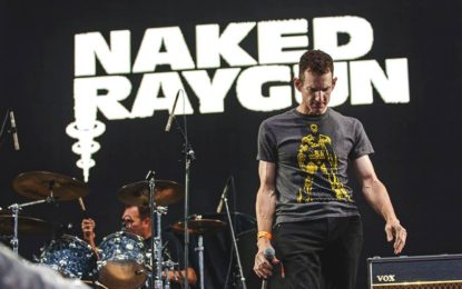 Naked Raygun Headline Urban Motorcycle, Hot Rod and Music Rally