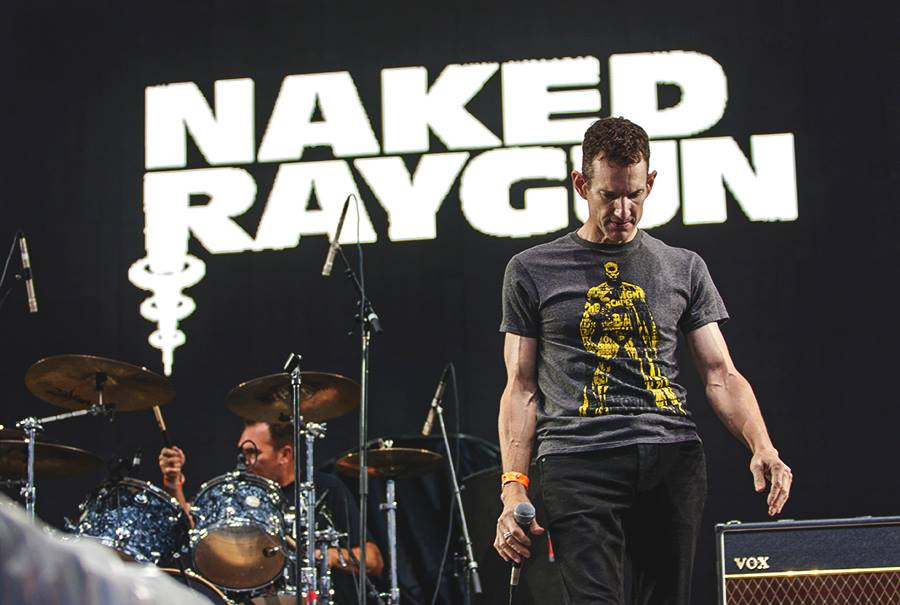 Naked Raygun Headline Urban Motorcycle, Hot Rod and Music Rally
