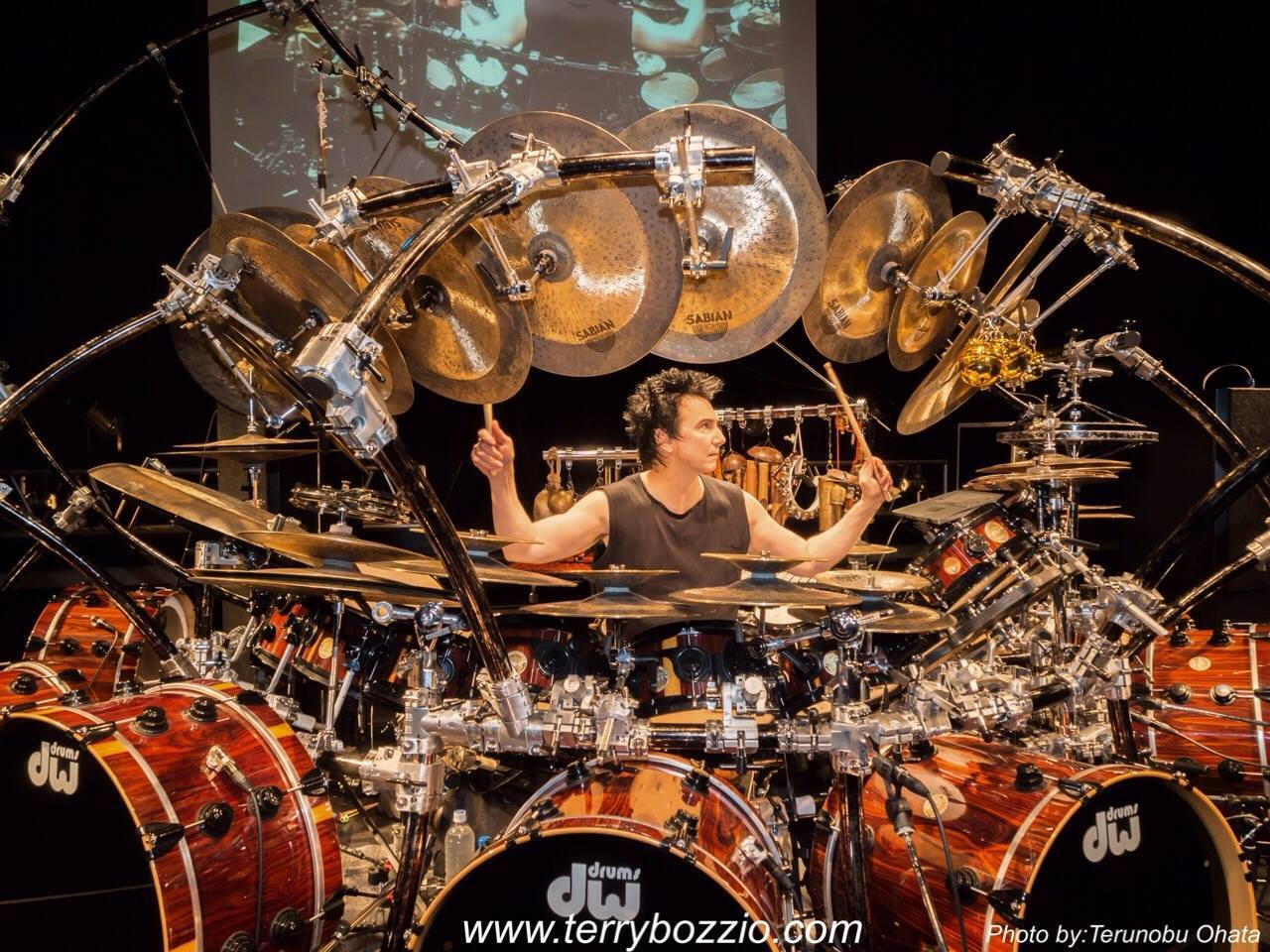 Interview: Terry Bozzio On Frank Zappa, Missing Persons and Solo Career Composer