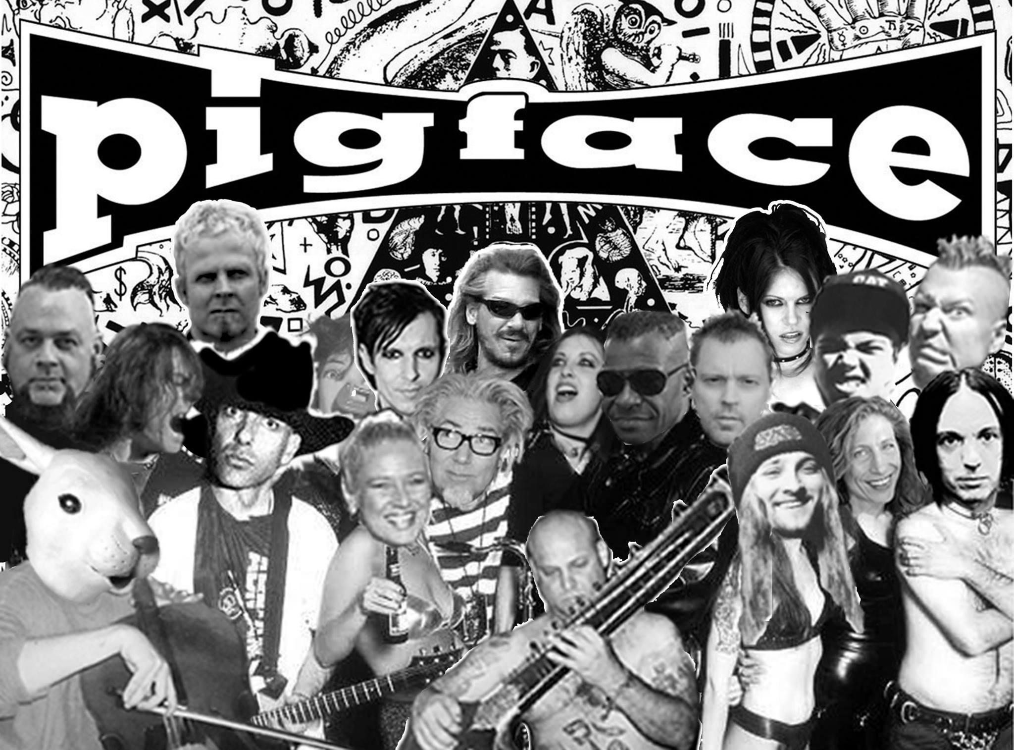Free Ticket Friday! Pigface 25 @ House of Blues