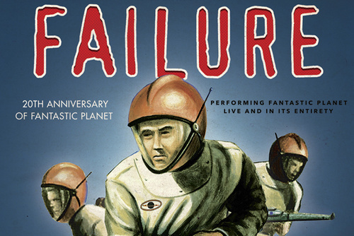 Failure Perform 'Fantastic Planet' Live at The Double Door