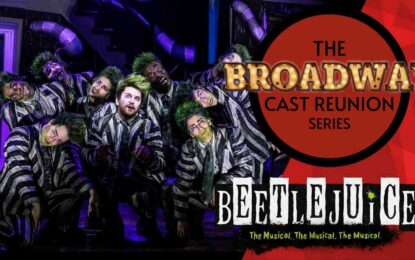 The Broadway Cast Reunion Series: Beetlejuice (The Musical) — Online