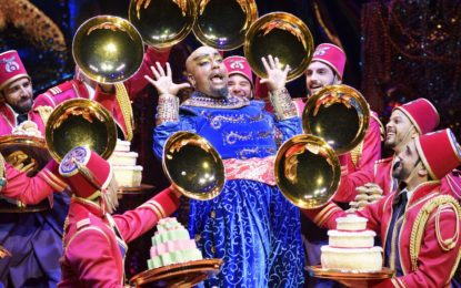 'Aladdin' Brings Spectacle, Disney Charm to the Cadillac Palace