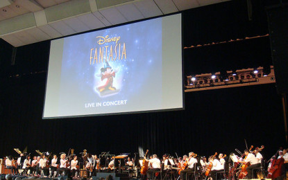 CSO Goes to the Movies Playing Music from the Fantasia Movies