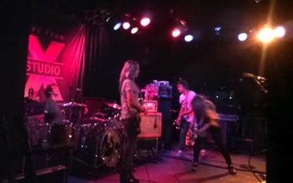 Veruca Salt Live from Studio X at Martyr's