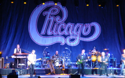 An Evening with Chicago at Ravinia