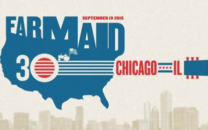 Sept. 17 Farm Aid 30 Preview Event Taking Place on Daley Plaza