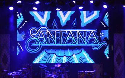 Santana's 'Corazón Tour' Makes a Stop at Ravinia