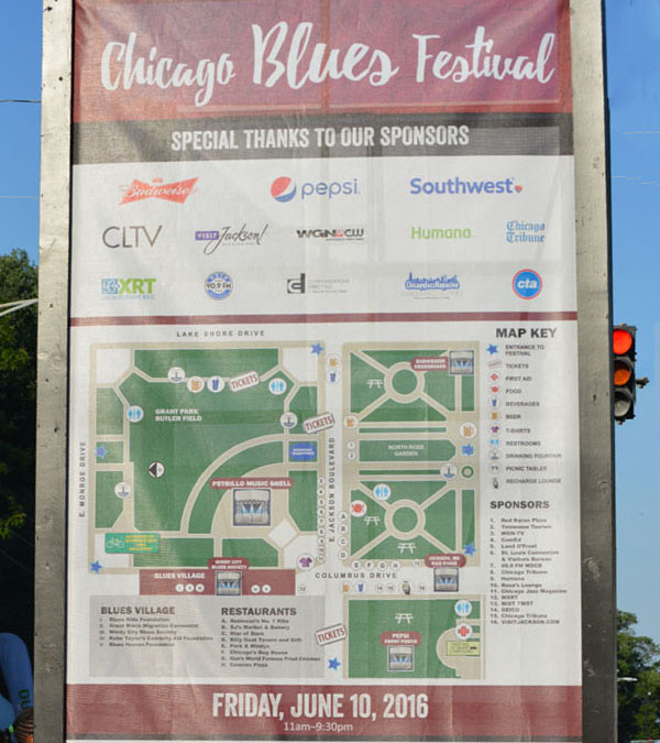 Photo Gallery: 2016 Chicago Blues Festival
