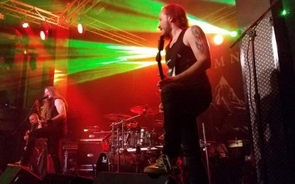Joliet Received International Metal Attention As Insomnium, Lacuna Coil and Epica Play The Forge
