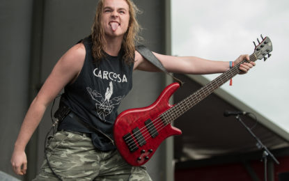 Alien Weaponry @ Chicago Open Air 2019