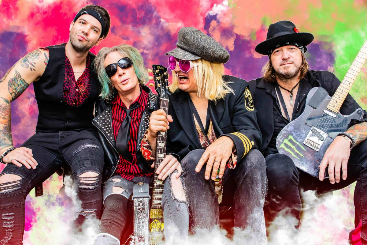 "CHICAGO'S ENUFF Z'NUFF ANNOUNCES NEW STUDIO ALBUM ""BRAINWASHED GENERATION"""
