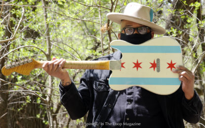 Pandemic Passion Project: A Photographer's Journey With Local Chicago Blues Legend, Toronzo Cannon, Through Social Isolation In Nature