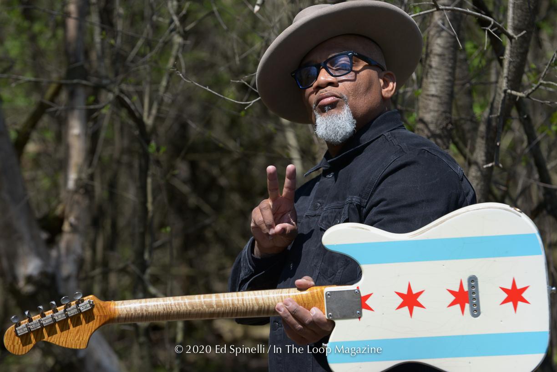 Toronzo Cannon : Chicago Field Shoot