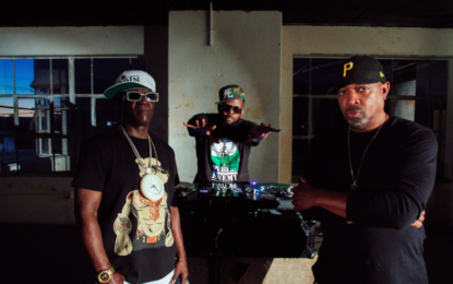 "TODAY, PUBLIC ENEMY RETURN WITH EXPLOSIVE NEW SINGLE ""STATE OF THE UNION (STFU)"""