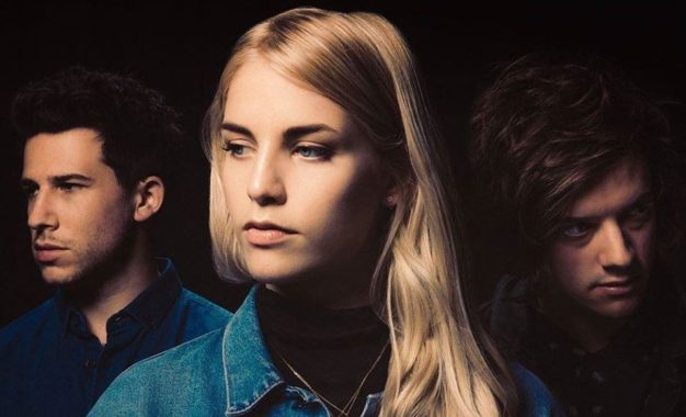 London Grammar, Knowing Fright from Strong