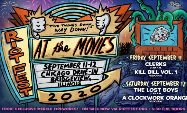 Outdoor Activities: Riot Fest Goes To The Movies – Coming to a Drive-In This September