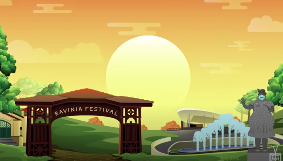 RAVINIA TV'S NINTH EPISODE AIRS THIS FRIDAY, AUGUST 28