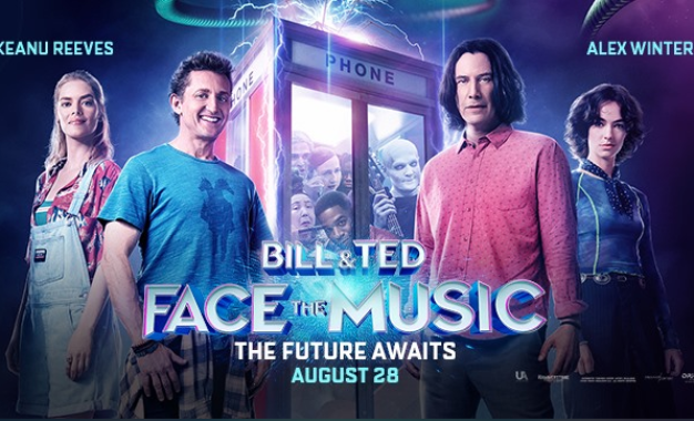 Iconic American Guitar Maker Gibson, Collaborates With Creators Of Bill & Ted For TV And Pop Culture Adventure