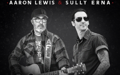 Aaron Lewis (Staind) & Sully Erna (Godsmack) Come Together This Oct & Nov For 'The American Drive-In Tour'