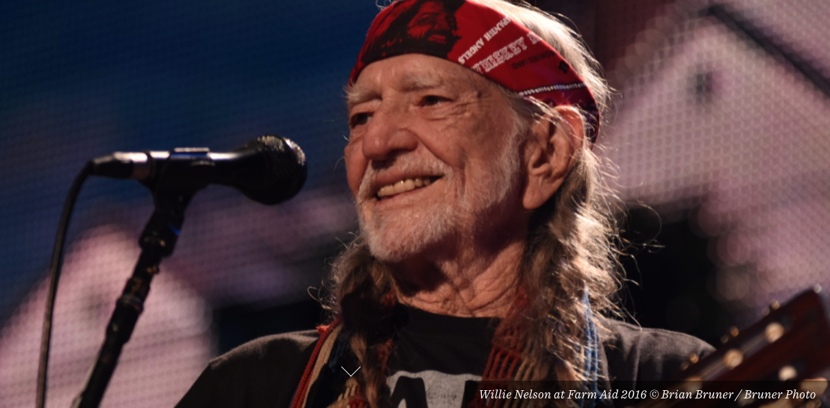 Farm Aid 2020 To Air Live Stream on Multi Platforms Tomorrow, Saturday September 26th