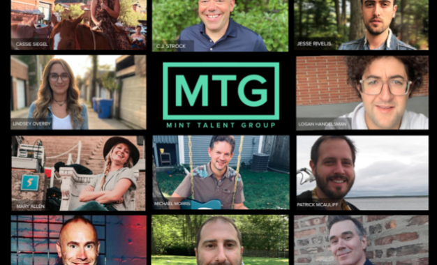 VETERAN MUSIC AGENTS UNITE TO FORM MINT TALENT GROUP, AN AGENCY RE-IMAGINED FOR THE POST-PANDEMIC ENTERTAINMENT INDUSTRY