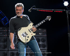 Eddie Van Halen (Van Halen) Final Live Performance in Chicago @ Hollywood Casino