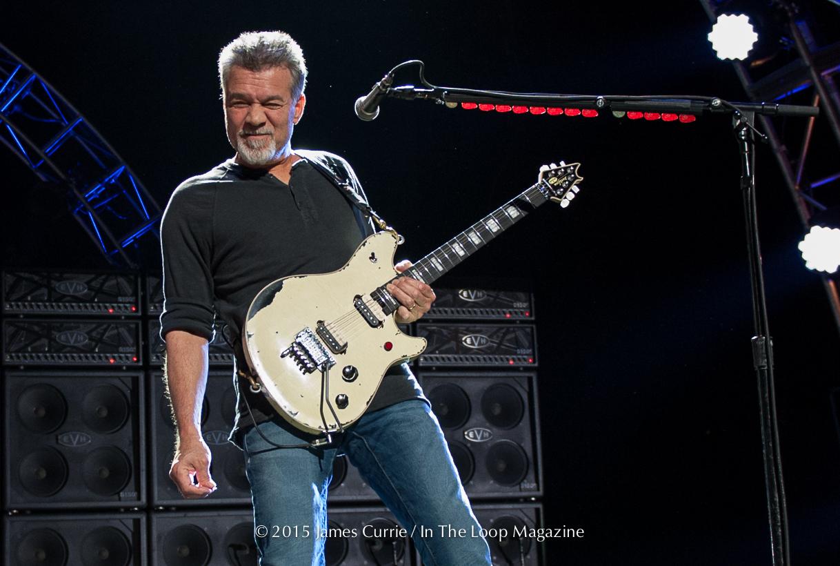 Eddie Van Halen (Van Halen) Final Live Performance in Chicago @ Hollywood Casino