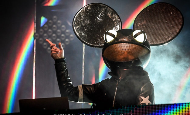 HALLOWEEN HAPPENINGS: MAU5TRAP PRESENTS: DAY OF THE DEADMAU5 AT THE DRIVE INN AT SEATGEEK STADIUM