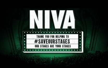 Save Our Stages Act Just Passed As Part Of The COVID-19 Relief Bill!