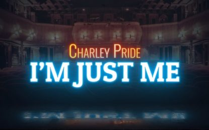 New Documentary, I'm Just Me, About Legendary Country Musician Charley Pride Debuts Tonight