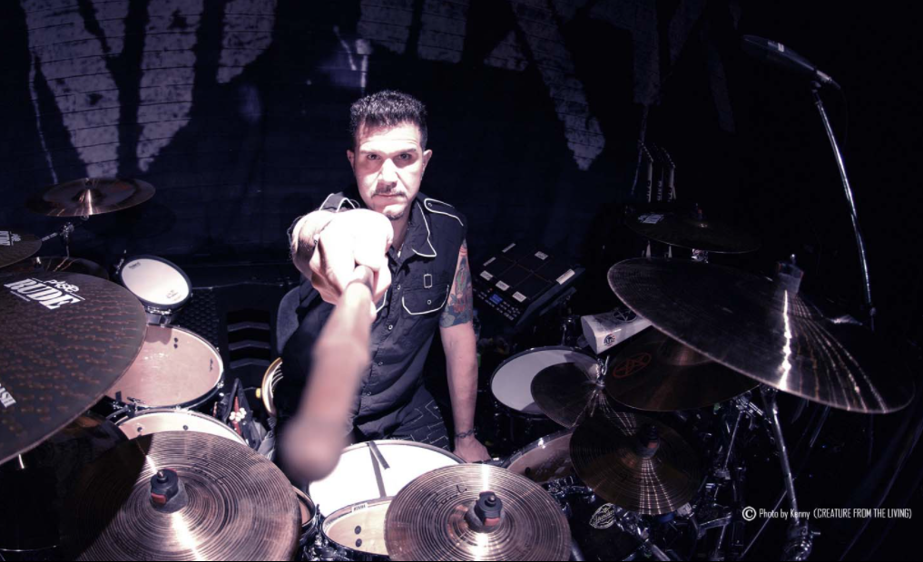 WITH A LITTLE HELP FROM HIS FRIENDS,  ANTHRAX'S CHARLIE BENANTE ANNOUNCES NEW ALBUM, SILVER LININGS