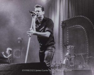 Flashback Series: Depeche Mode Live In Chicago At Rosemont Horizon (Donald E Stephens) 1998