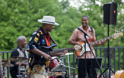 Live This Summer, Tuesdays On The Terrace, SOAR Farmers Market At MCA