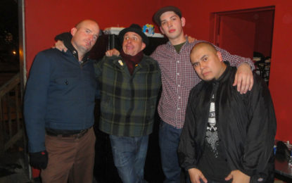 Flashback Friday Series: The Aggrolites live in Chicago at Cobra Lounge (2009)