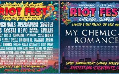 Chicago's Hippest Autumn Music Fest, Riot Fest, Is Coming Back And Stronger Than Ever
