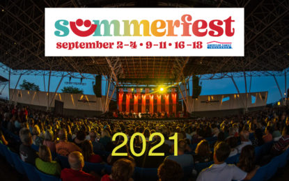 Milwaukee's Annual Summerfest Returns For The 2021 Season Bringing Something For All Music Fans