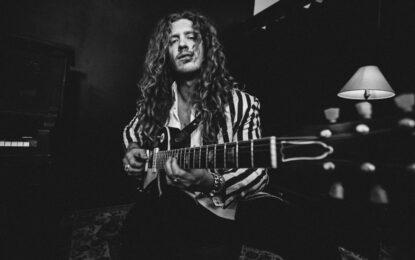 NASHVILLE SINGER-SONGWRITER-GUITARIST, JARED JAMES NICHOLS, ANNOUNCES EP 'SHADOW DANCER' SET FOR FALL RELEASE
