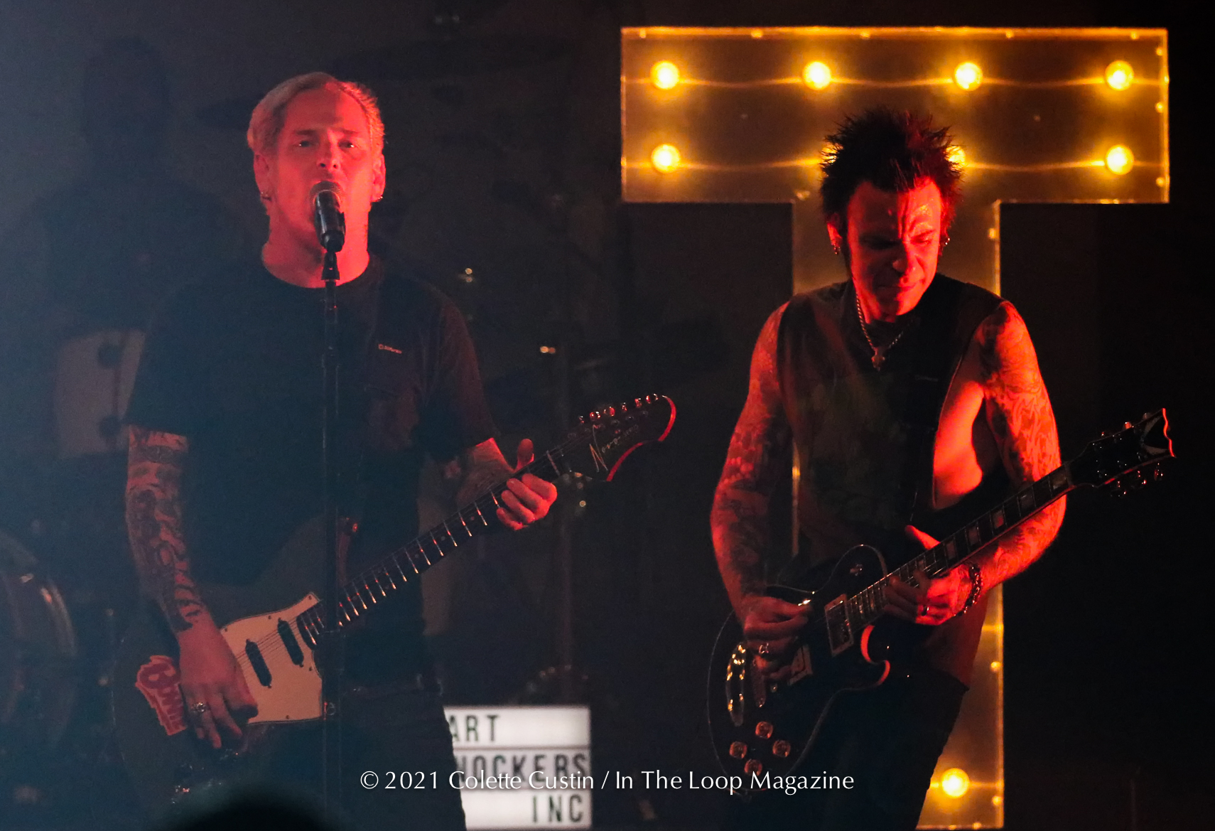 Photo Gallery: Corey Taylor @ The Forge (Joliet)