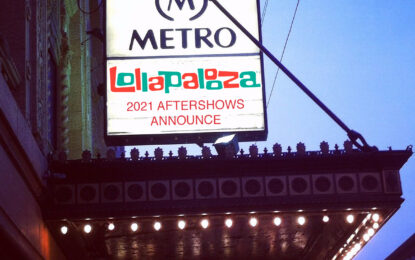 Breaking: Metro Announces First Shows in 16+ Months, Beginning with Lollapalooza Aftershows