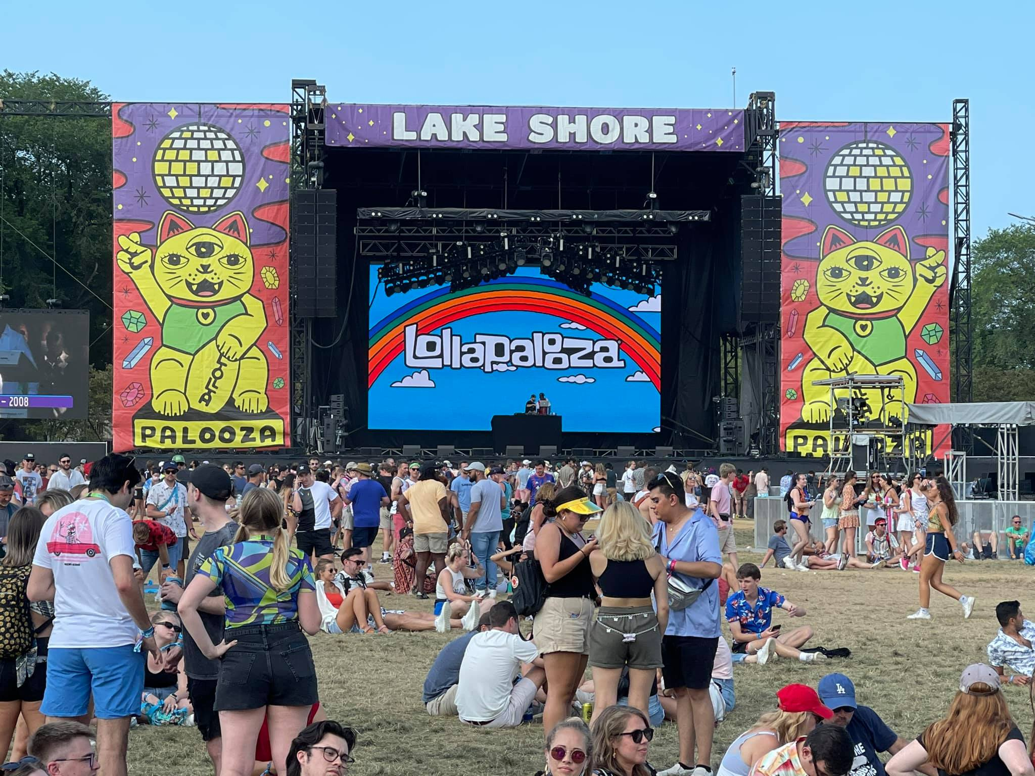 Lollapalooza 30th, Day 3 Recap: Third Time's A Charm?