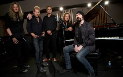 Night Ranger Release Live Video From Upcoming Album Filmed Here In Chicago at House of Blues
