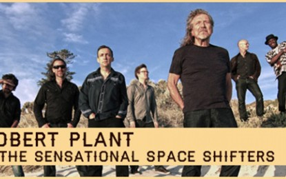 Robert Plant / Pixies show at FirstMerit postponed. Pixies play Metro solo.