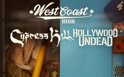 "Cypress Hill & Hollywood Undead Will Bring Their ""West Coast High"" Co-Headline Run To Chicago"