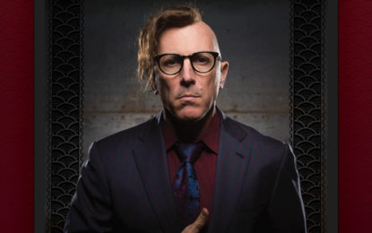 An Evening With Maynard James Keenan: A Perfect Union of Contrary Things Seminar
