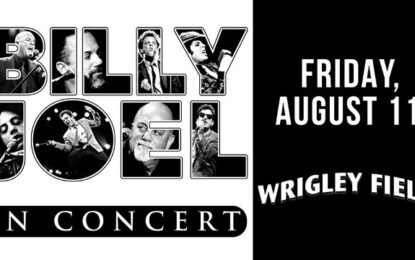 Billy Joel Returns For Forth Year To Chicago