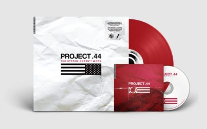 Chicago Based Industrial Artists, Project .44, Release 15th Anniversary Edition of The System Doesn't Work With News of 2020 / 2021 Resurgence